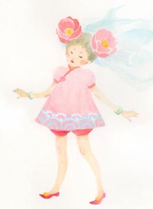 金魚姫イメージ