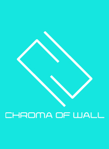 壁の彩度イメージ